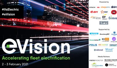 eVision – Accelerating Fleet Electrification